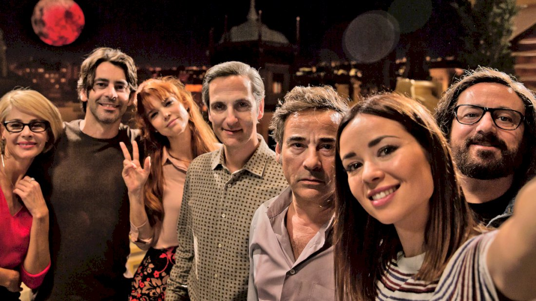 El Centro Aguirre cierra su ciclo de cine con la película 'Perfectos desconocidos'