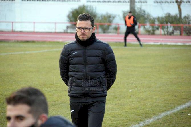 Jorge Cañete no continúa como entrenador del Club Deportivo Tarancón