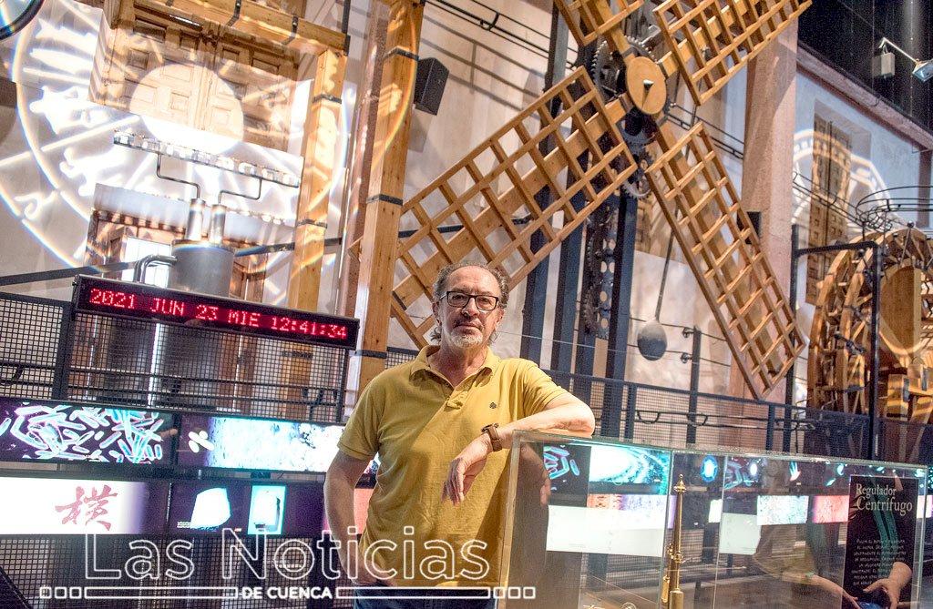 """""""Me voy con el orgullo de dejar los dos museos más visitados de Castilla-La Mancha"""""""
