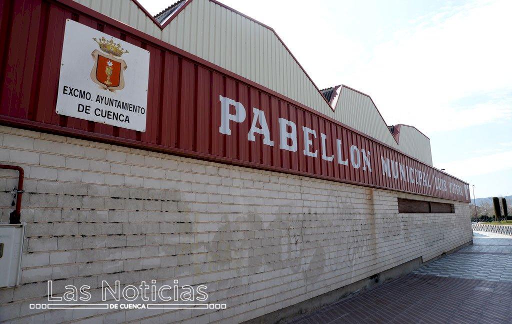 La demolición del polideportivo Luis Yufera se acometerá en octubre