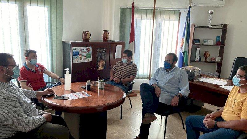 NNGG CLM resalta en Casas de Benítez el trabajo de los alcaldes jóvenes