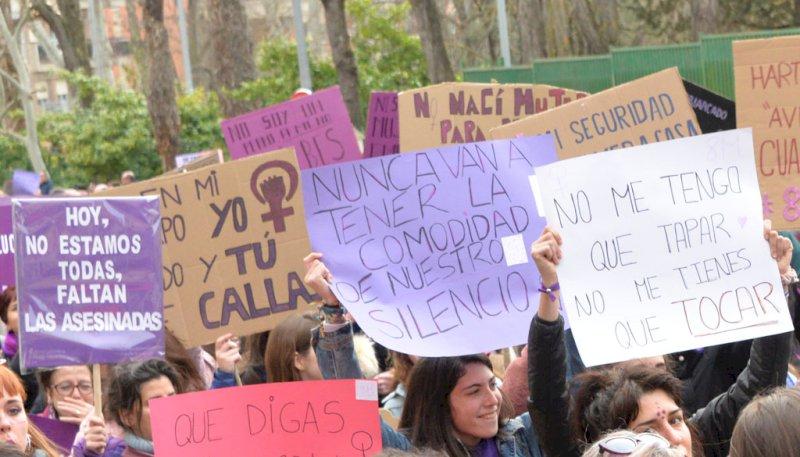 La plataforma contra la violencia machista convoca una concentración