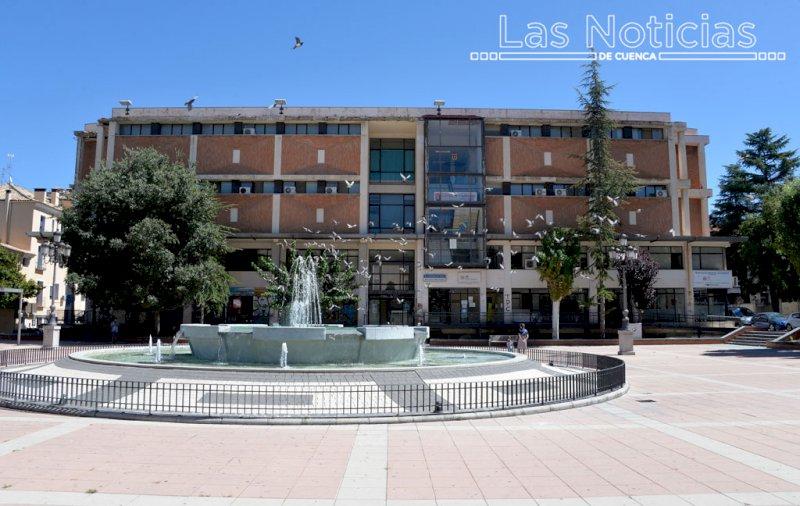 Cuenca, En Marcha! critica el procedimiento de reforma de la plaza de España