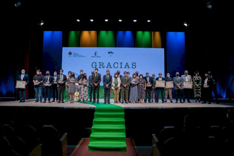 Hermanos Cardo, CEIP Infanta Cristina y Tarro Verde, reconocidos en los Premios de Medio Ambiente