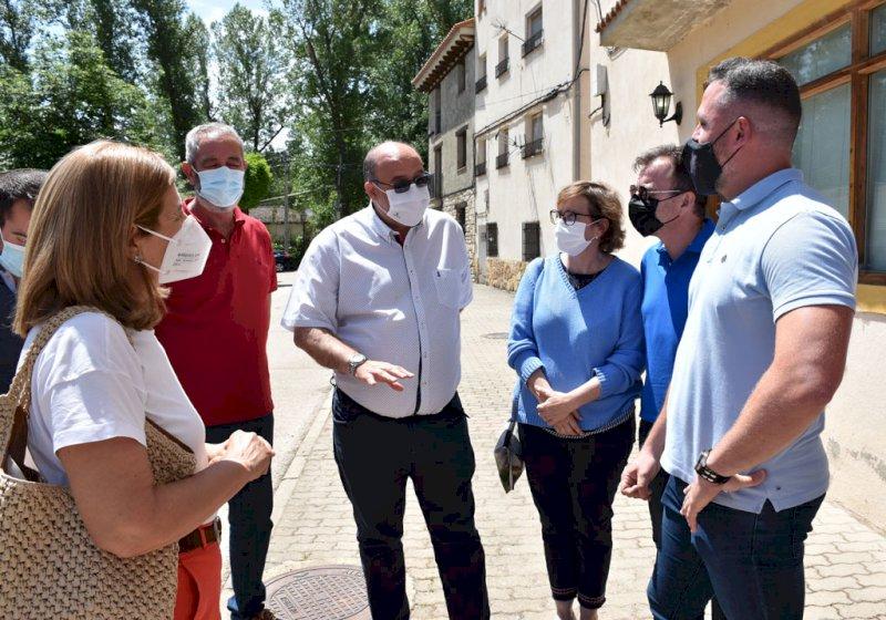 """Martínez Guijarro: """"No es lo mismo quien gobierne en Castilla-La Mancha"""""""