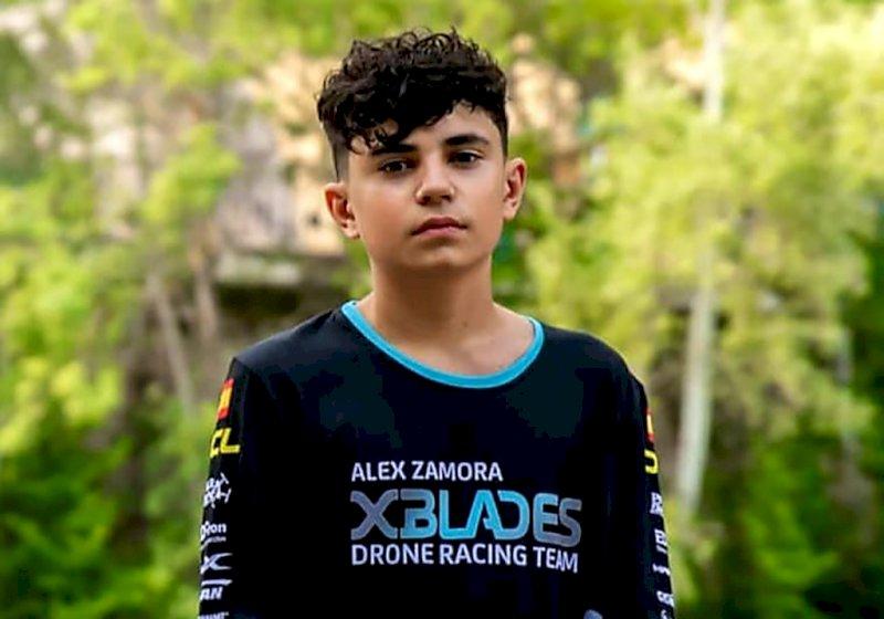 El conquense Álex Zamora se impone en la primera prueba mundial de la Drone Champions League