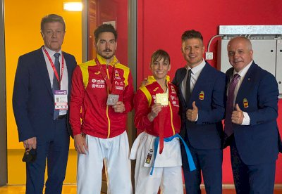 Los mejores karatekas del mundo estarán en las 'I jornadas de deporte base y salud'