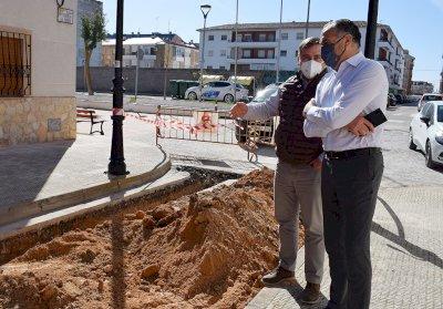 Adjudicada la mejora del saneamiento de dos calles de Tarancón