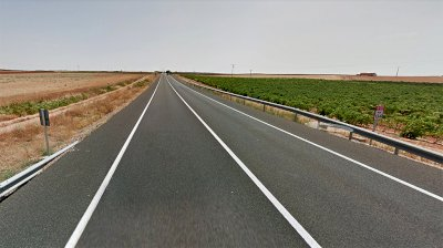 Una mujer fallece en una colisión frontolateral entre dos coches en Mota del Cuervo