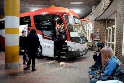 El convenio de transporte de viajeros llega al Jurado Arbitral Laboral