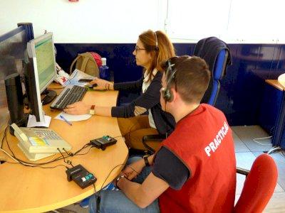 Un total de 164 alumnos de FP han realizado prácticas en emergencias en el 112