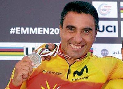 García-Marquina, preseleccionado para los Juegos Paralímpicos de Tokio 2021