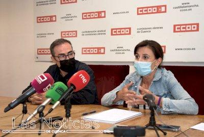 CCOO estrenará nueva sede en septiembre