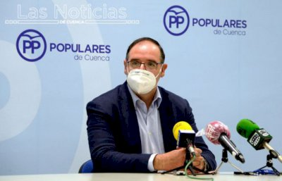 Prieto presentará este miércoles su candidatura para la reelección al frente del PP
