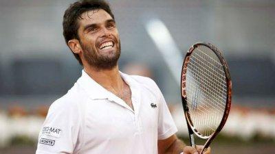 Pablo Andújar disputará este jueves las semis de dobles de Roland Garros