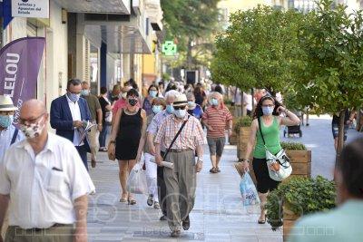 Los casos caen en la provincia de Cuenca un 32,9% en la primera semana de junio