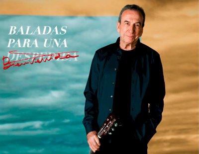 Las entradas para el concierto de Perales en La Fuensanta salen a la venta este lunes