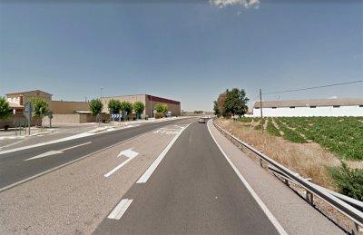 Muere un ciclista tras ser arrollado por un vehículo en la N-301 en Cuenca