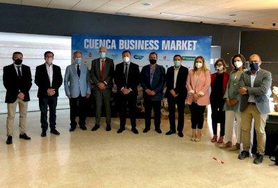 El Cuenca Business Market acoge fondos de inversión con 100 millones de capital