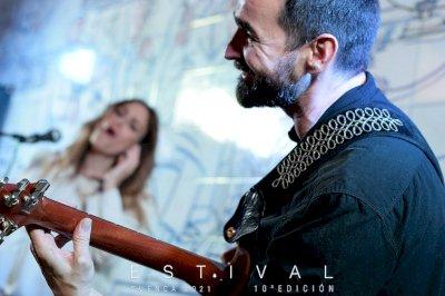Verónica Ferreiro y Javier Sánchez suben el telón de Estival Cuenca