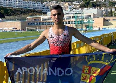 José Carlos Cano finaliza entre los cinco mejores de España sub-23
