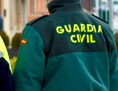 La Guardia Civil investiga a un joven por un delito de lesiones por imprudencia