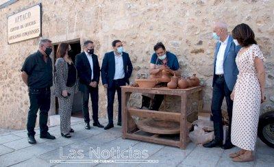 El Centro de Oficios Artesanos echa a andar en la Casa del Curato