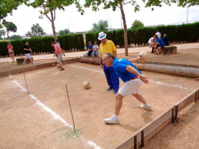 Los Juegos y Deportes Tradicionales dejan el listón alto en Motilla del Palancar