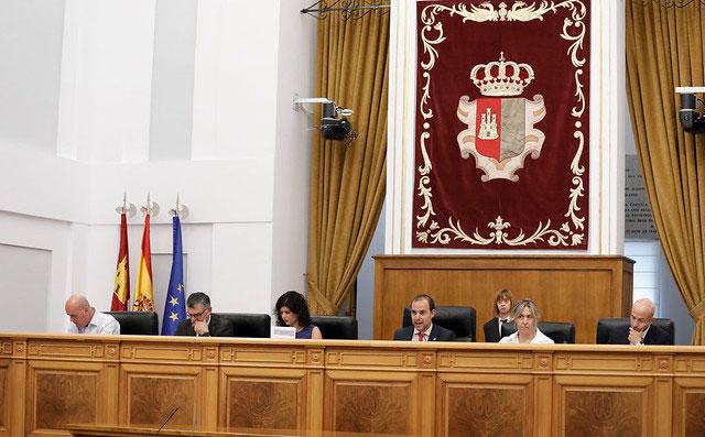 Los diputados regionales recuperan la dedicación exclusiva siete años después