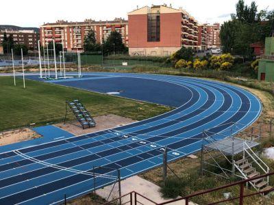 """""""Sin fecha concreta"""" para la reapertura de la pista de atletismo"""