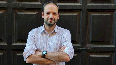 Luis Jacinto Gómez, premio de novela histórica 'Ciudad de Valeria'