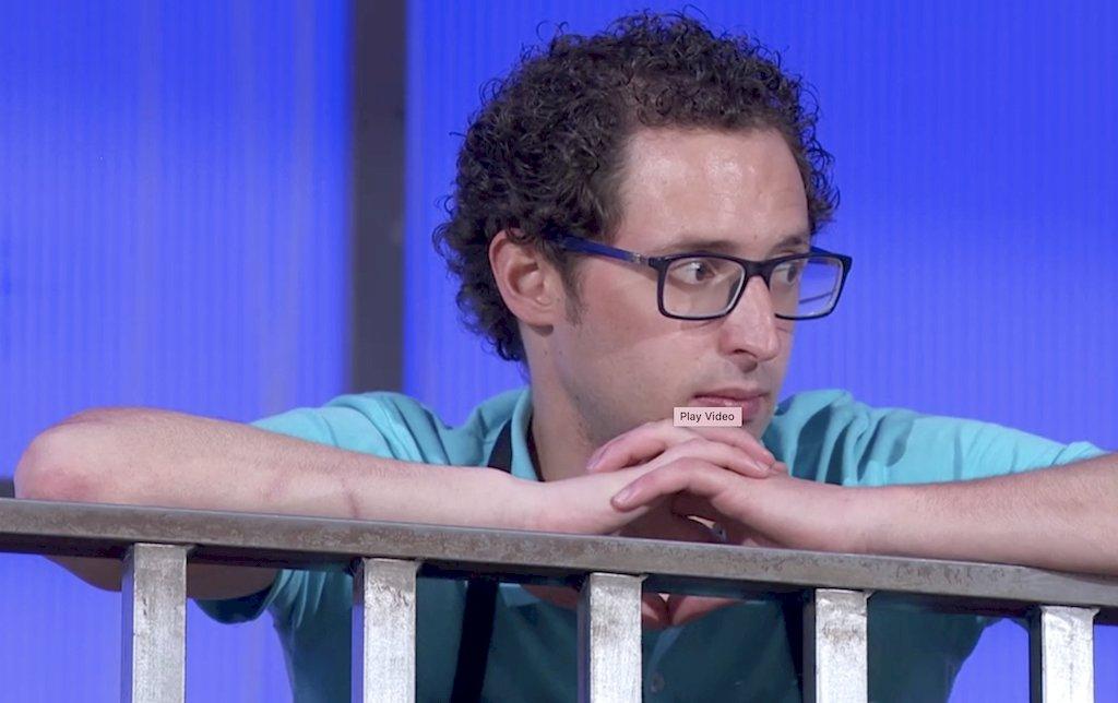 El conquense Fran Martínez, finalista de Masterchef