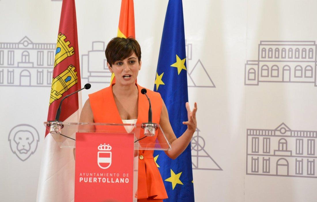 Isabel Rodríguez, nueva ministra de Política Territorial y portavoz del Gobierno central