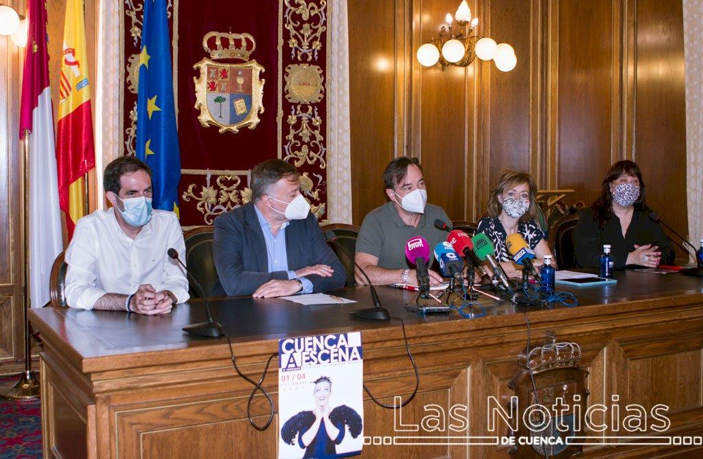 Las IV Jornadas Nacionales 'Cuenca a Escena' amplían su oferta de cursos