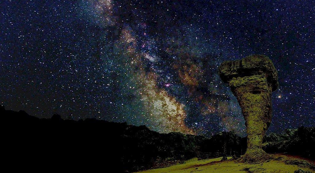 Turismo de estrellas, una gran baza para el medio rural