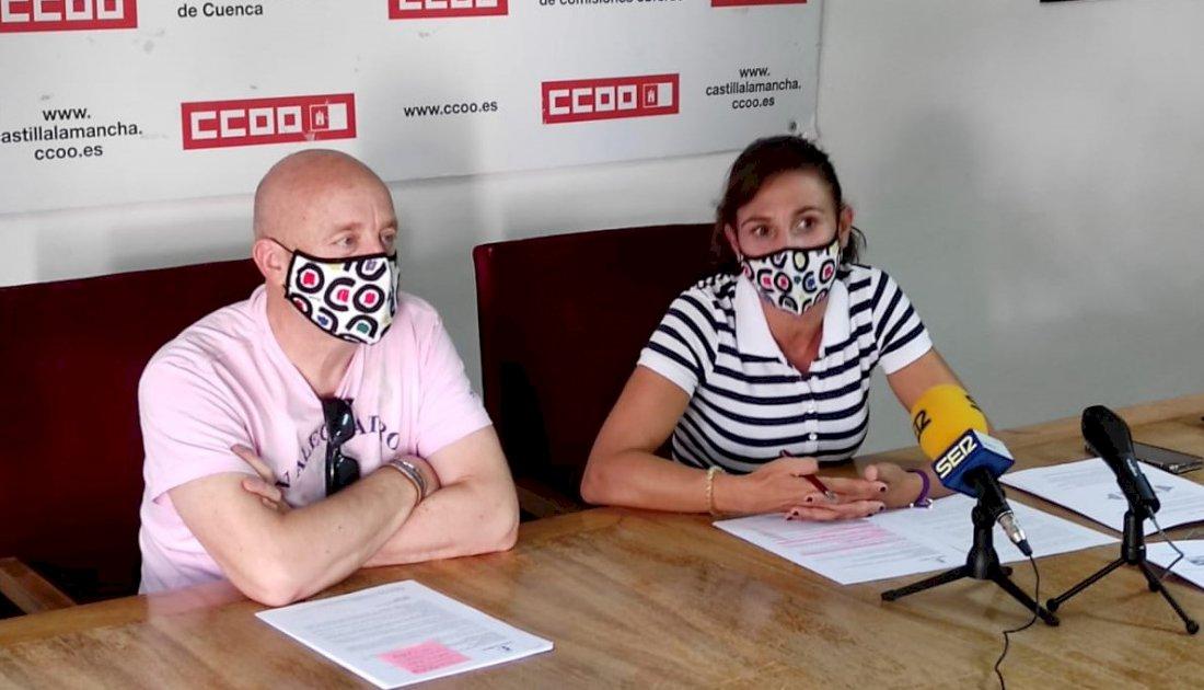 Cuenca aplica el convenio de la sanidad privada de Salamanca a 220 personas
