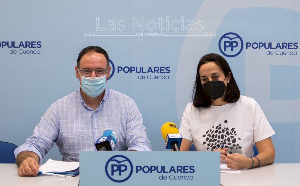 """Prieto critica que Cuenca """"está peor que hace dos años"""""""
