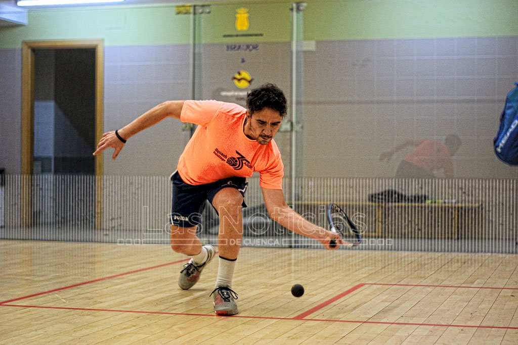 Cuenca acoge el Campeonato de España de Veteranos de Squash 57