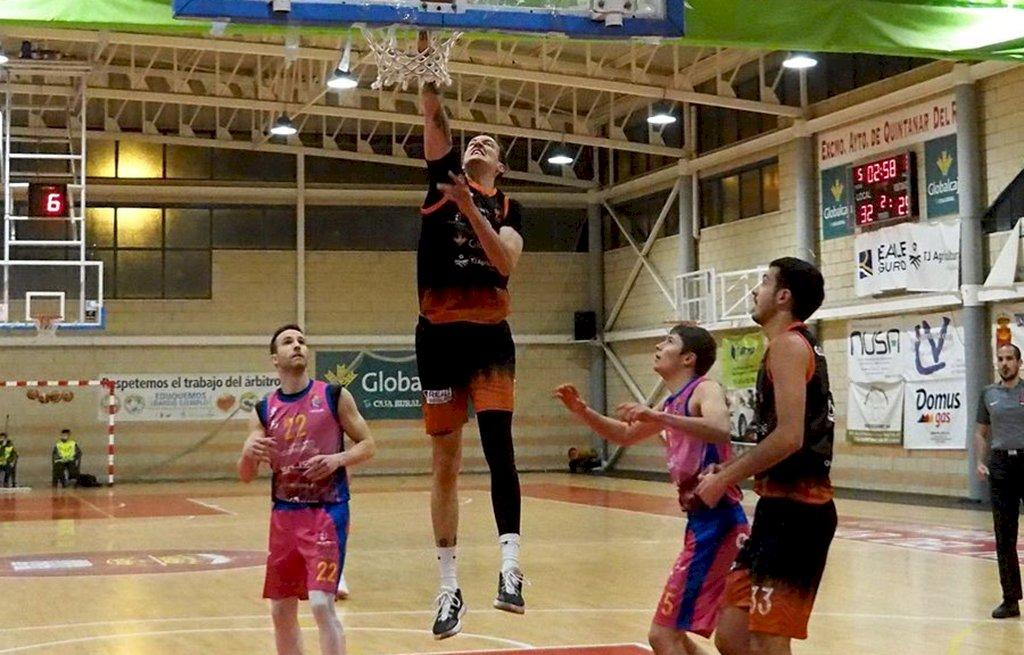 Jhan Paul Mejía renueva con el Basket Globalcaja Quintanar