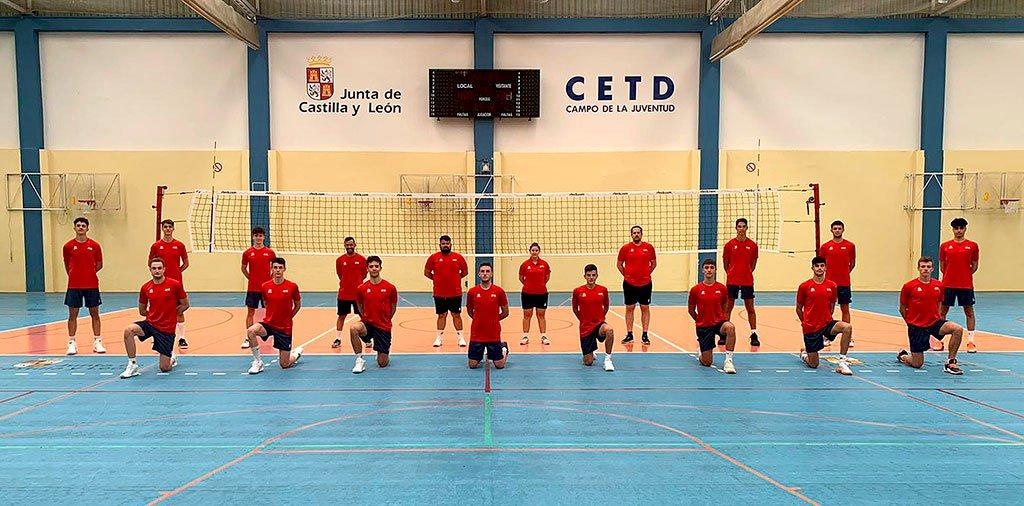 Gabriel Zabala y Guillermo Salmerón, convocados con España Sub-19 para el torneo WEVZA
