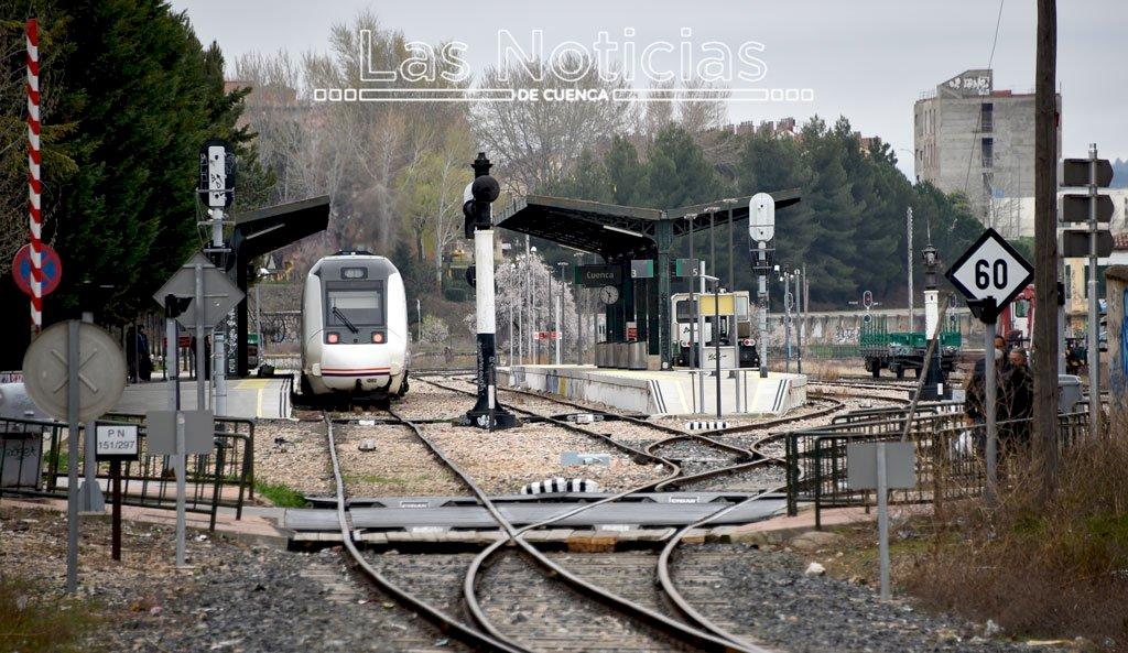 La Plataforma en Defensa del Ferrocarril pide un debate público con la patronal