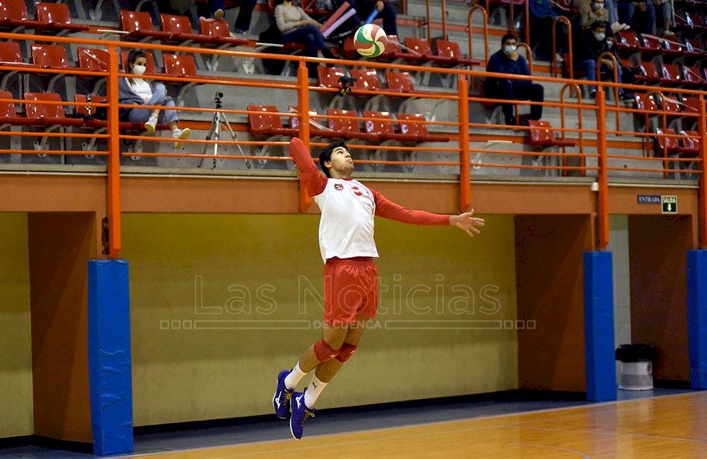 Edu Pérez coge el testigo al frente del renombrado Club Voleibol Cuenca