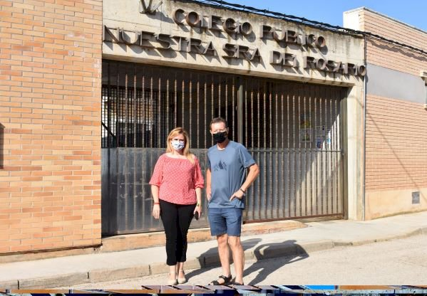 La Junta destina en El Picazo 100.000 euros a inversiones y ayudas