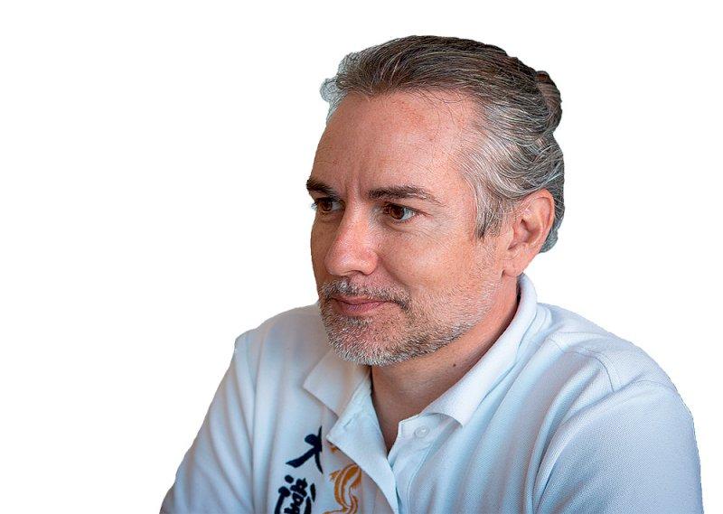 David Segovia es el director de ESPACU