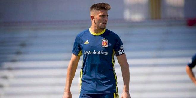 La Balompédica anuncia la llegada del lateral derecho argentino Nicolás Giménez