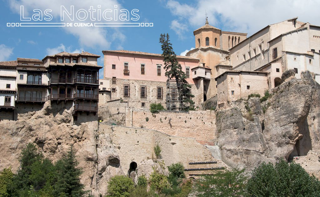 Cuenca, en Marcha pedirá a Urbanismo los informes que avalan la tala de árboles del Obispado