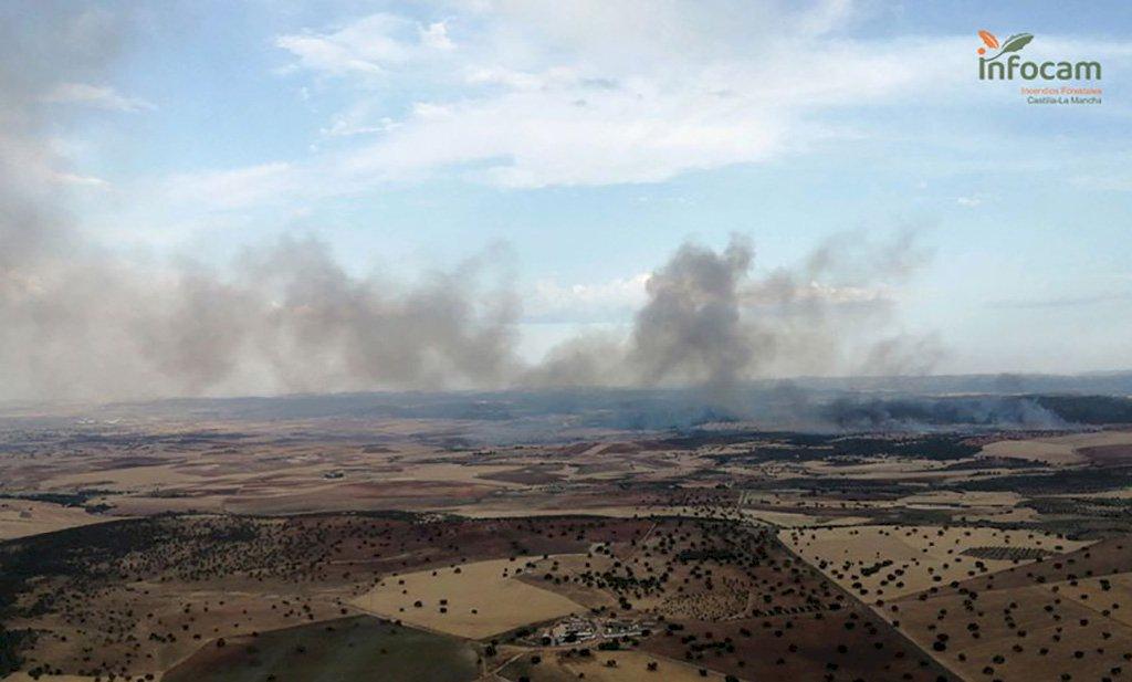 La precaución en el medio natural, clave contra los incendios forestales