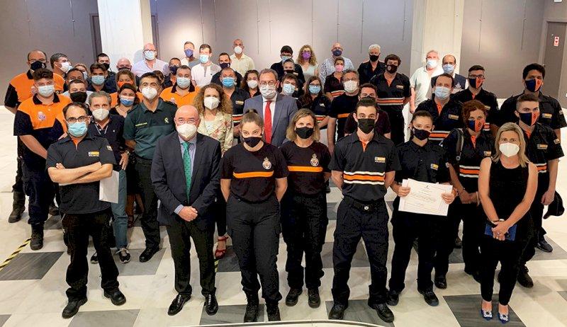 Más de 5.200 intervenciones de Protección Civil en 2020 activados por el 112