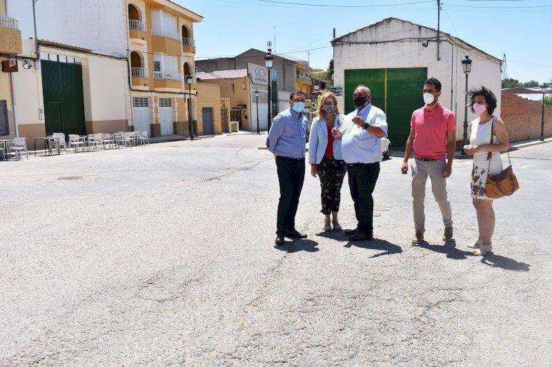 La Junta cede a San Lorenzo de La Parrilla la travesía de la CM-2117a