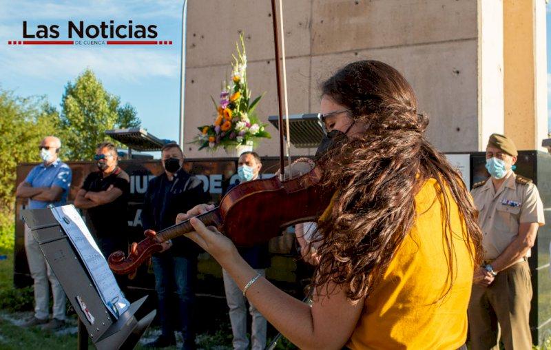 Cuenca homenajea a las víctimas del terrorismo